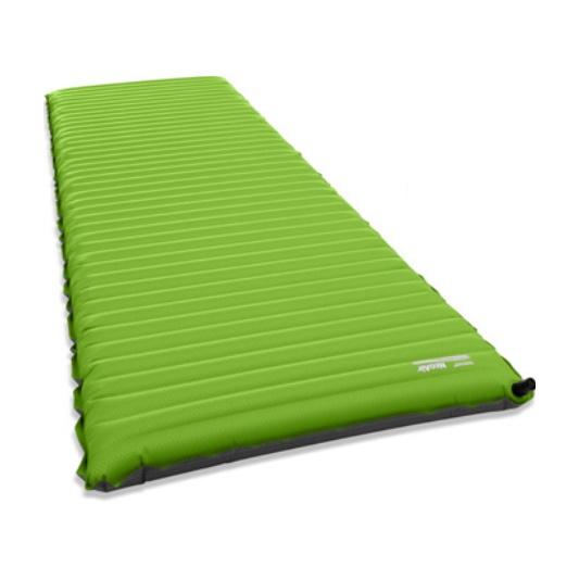 Коврик надувной Therm-A-Rest +Насос Neoair All Season зеленый REGULAR