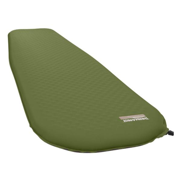 Коврик самонадувающийся Therm-A-Rest Trail Pro ( Regular) зеленый REGULAR