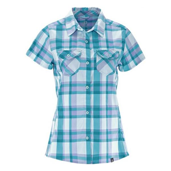 Рубашка Salomon Salomon Equation Shirt женская цены