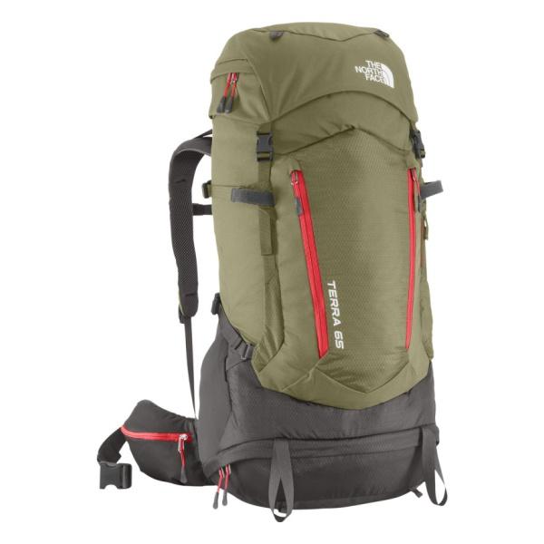 Рюкзак The North Face Terra 65 серый L/XL