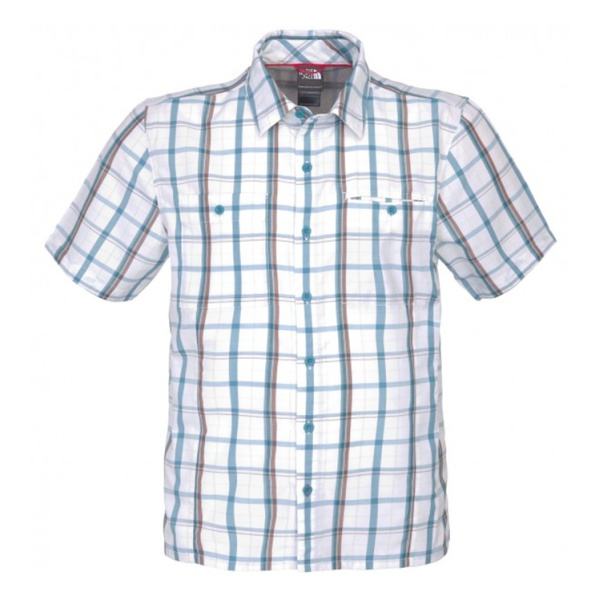 ������� The North Face S/S Gilgit Woven