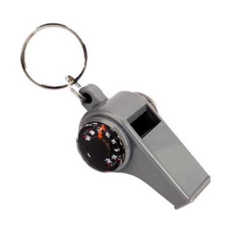 Брелок Munkees Свисток с компасом и термометром брелок фонарик munkees цилиндр
