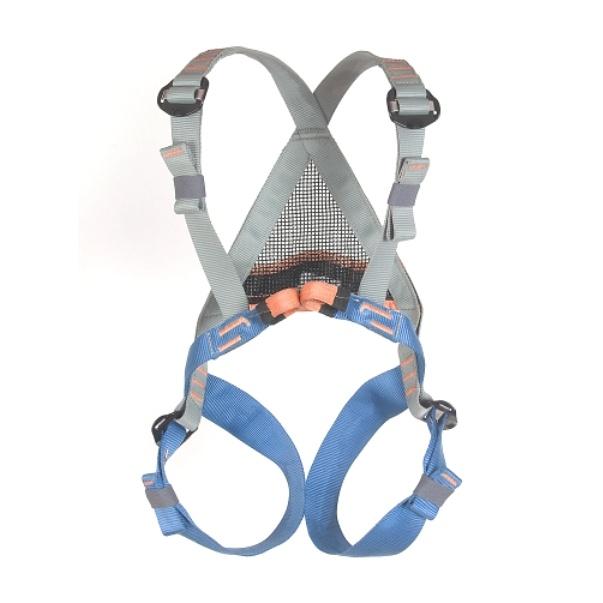 Страховочная система Edelweiss Spider Junior синий