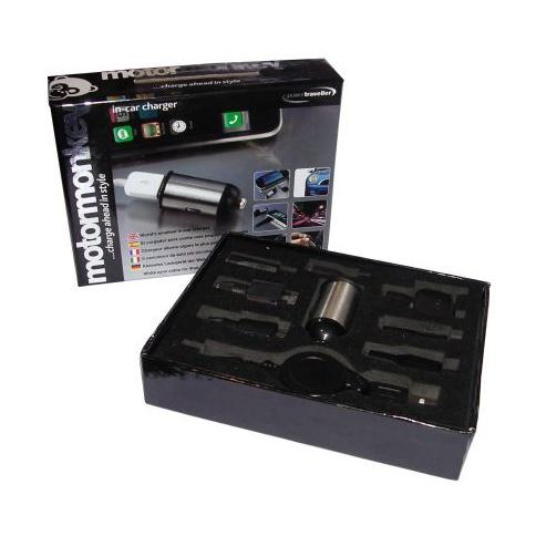Адаптер для прикуривателя PowerTraveller Motormonkey 12V