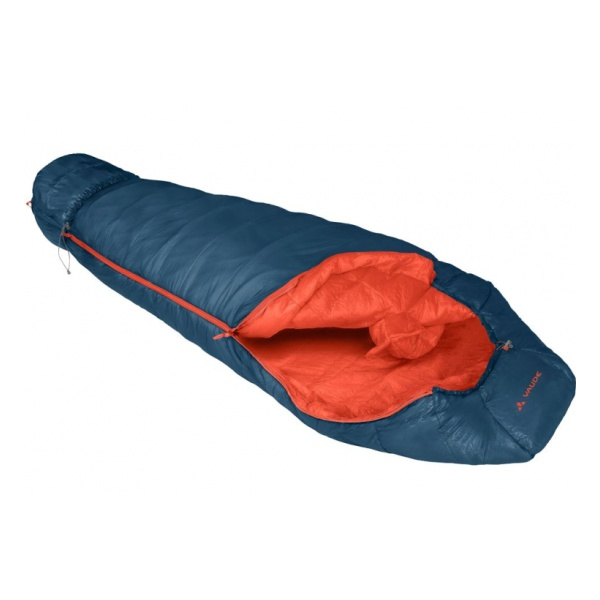 Спальник Vaude Arctic 800 синий LEFT