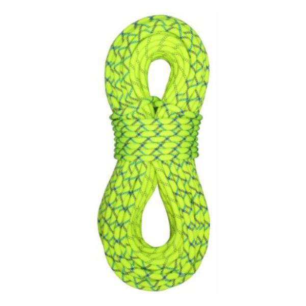 Веревка динамическая Sterling Rope Evolution Velocity Neon Dry 42956 Мм 60 М. зеленый 60