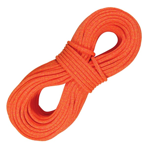 Веревка Sterling Rope Fusion ION2 Dry 9.4 мм 60 м. оранжевый 60