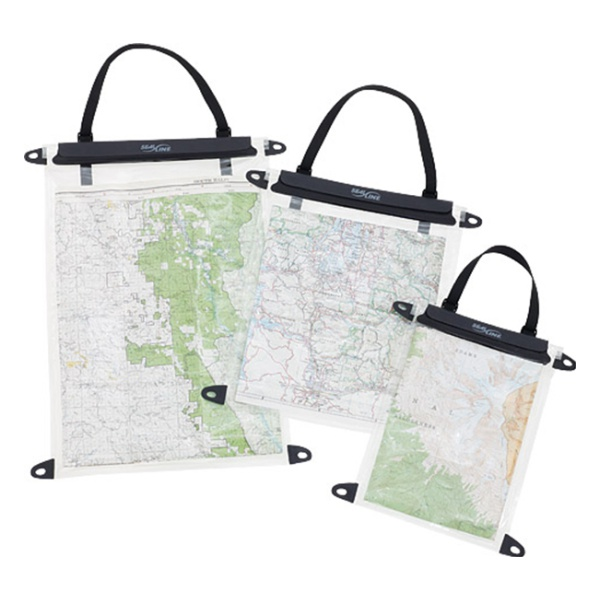 Гермочехол для карты SealLine HP Map Case LARGE