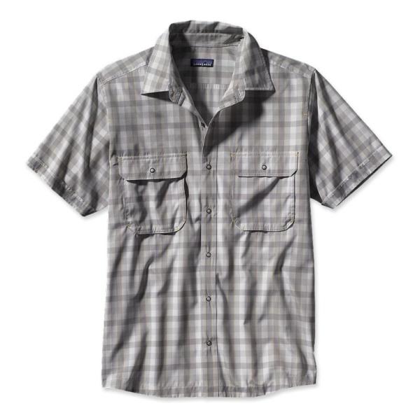 Рубашка Patagonia Short-Sleeved El Ray Shirt