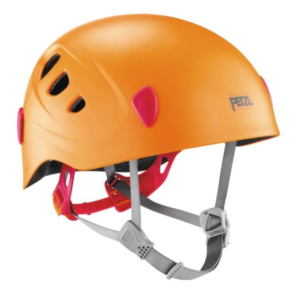 Каска Petzl Picchu детская оранжевый