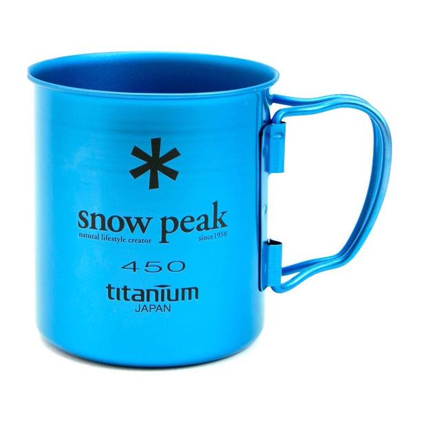 ������ ��������� Snow Peak Ti-Single 450 ������� 0.45�