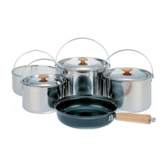 Набор посуды Snow Peak Snow Peak Multi Purpose Cookset 3
