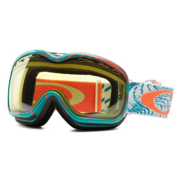Горнолыжная маска Oakley 57-048 Stockholm голубой