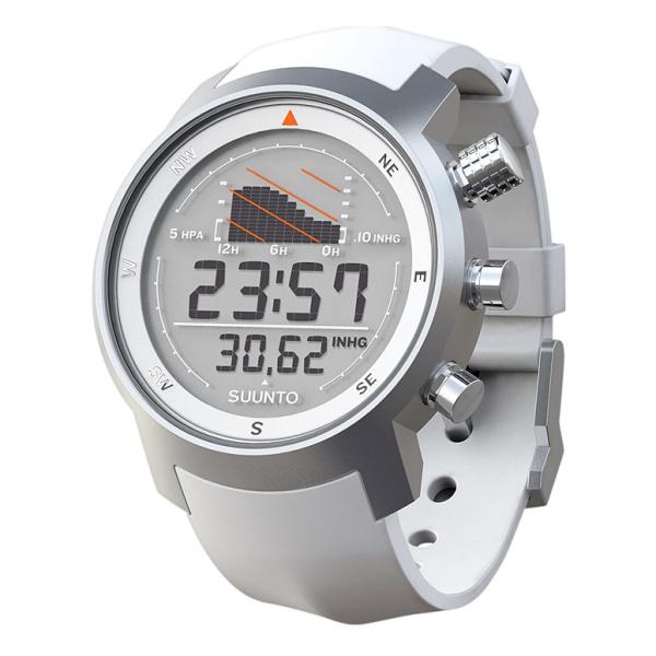 Часы Suunto Elementum Ventus белый спортивные часы suunto traverse graphite ss022226000