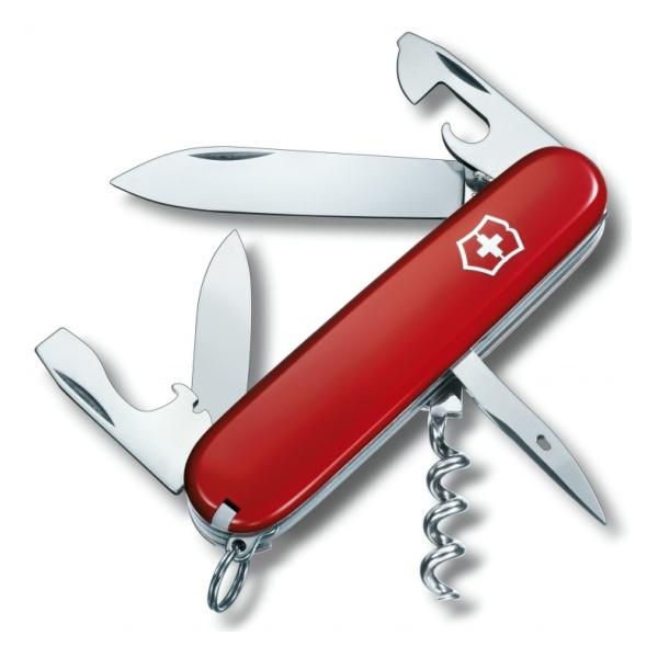 Нож перочинный Victorinox Victorinox Spartan 622010 красный 91мм