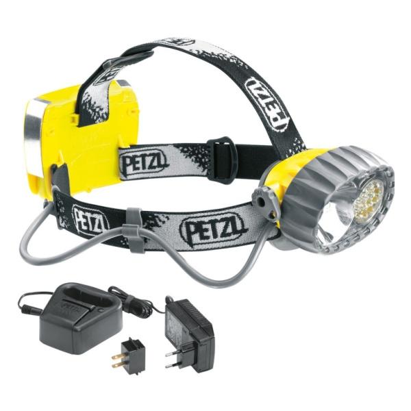 Купить Фонарь налобный Petzl Duo Led 14 с аккумулятором