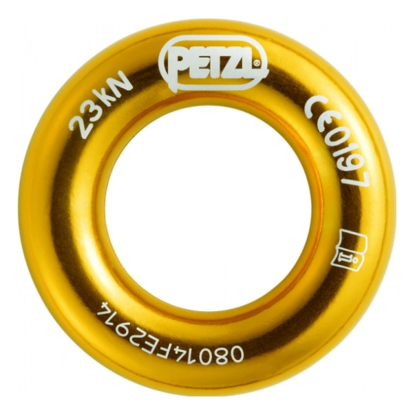 Соединительное кольцо Petzl Ring S звезда dmr blade chain ring direct mount 36t black dmr cw blade 36t k