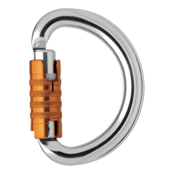 Карабин Petzl Petzl Omni Triact-Lock petzl am d triact lock