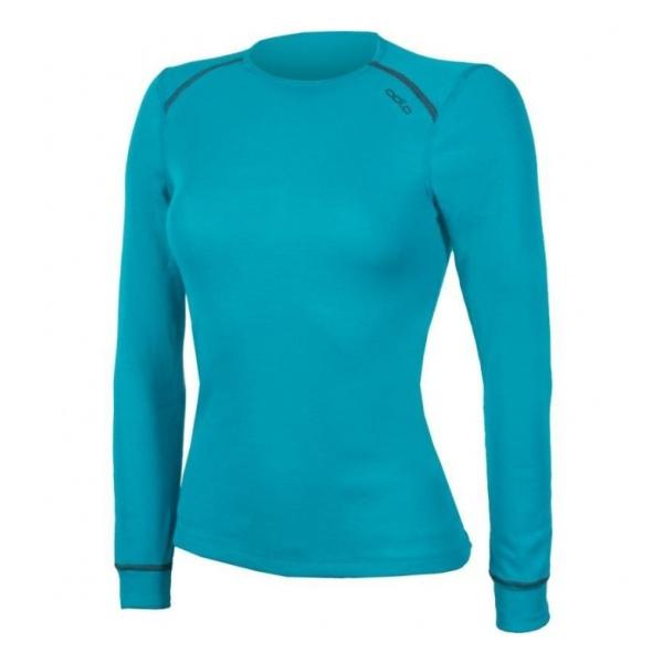 Футболка Odlo Odlo Warm женская женская одежда для спорта