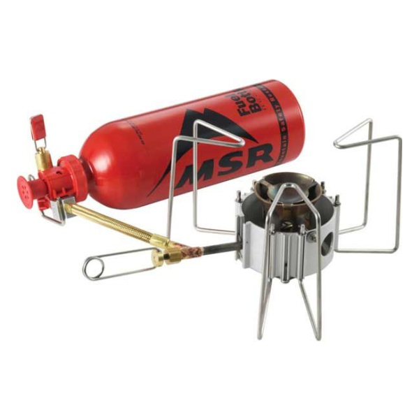 Горелка на жидком топливе MSR DragonFly Combo