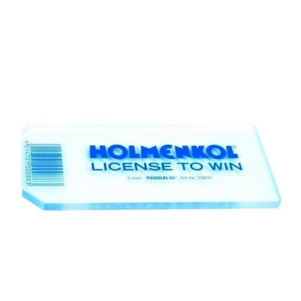 Скребок HOLMENKOL Plastikklinge 130X60X3MM