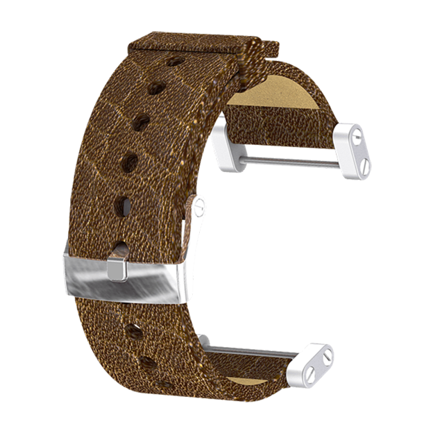 Ремешок для Suunto Core Leather коричневый