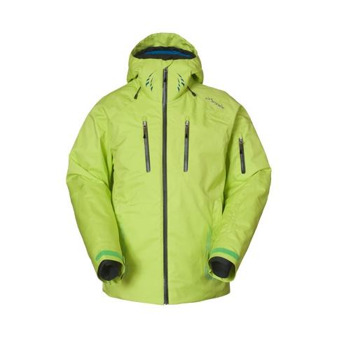 Куртка горнолыжная.  THUNDERON DIGENITE THERMO-утеплитель, содержащий...