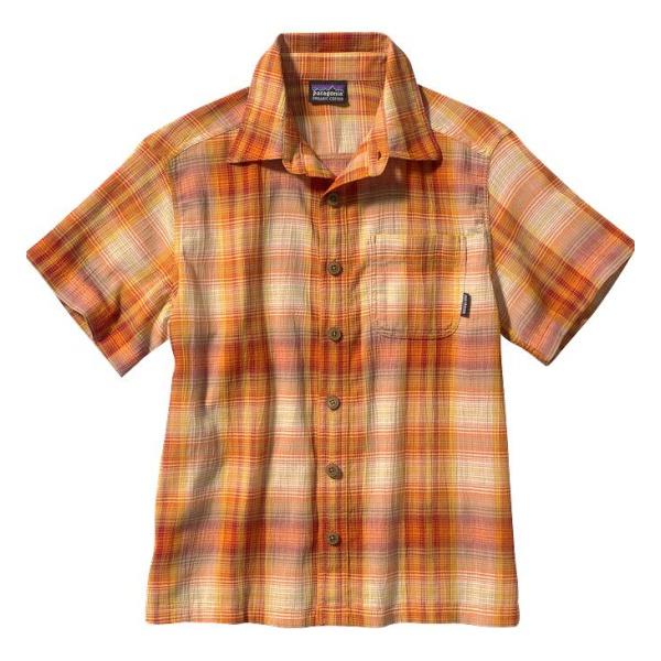 Рубашка Patagonia A/C Shirt Top детская