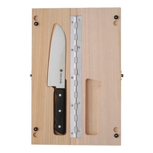 Нож Snow Peak Кухонный В Футляре Set L