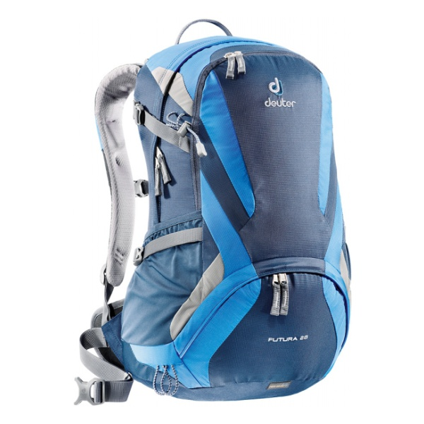 Рюкзак Deuter Deuter Futura 28 темно-синий 28л рюкзак deuter giga цвет сливовый темно серый 28л