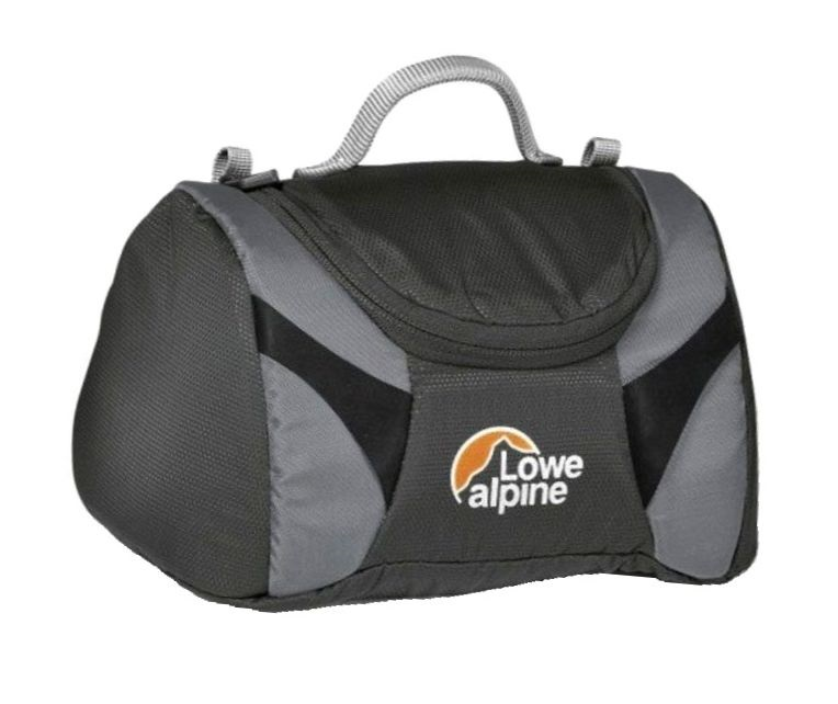 Несессер Lowe Alpine Lowe Alpine TT Rollup Wash L черный