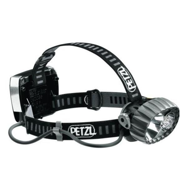 Описание Водонепроницаемый налобный фонарь гибридного типа PETZL DUO ATEX LED 5: 1 мощный светодиод / 5 светодиодов...