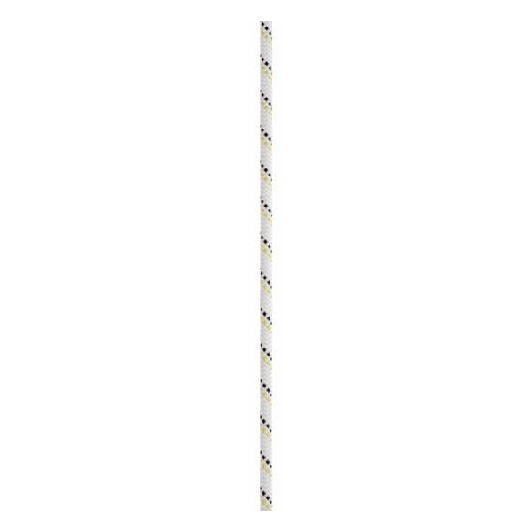 Веревка Petzl Petzl статическая Parallel 10,5 мм белый 1м
