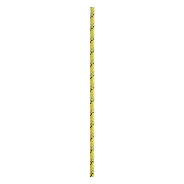 Веревка Petzl Petzl статическая Parallel 10,5 мм желтый 1м
