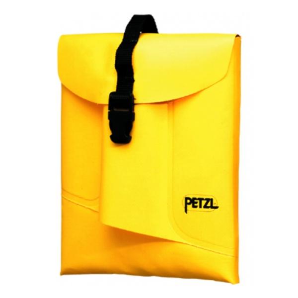 Сумка для шлямбурного снаряжения Petzl Boltbag желтый