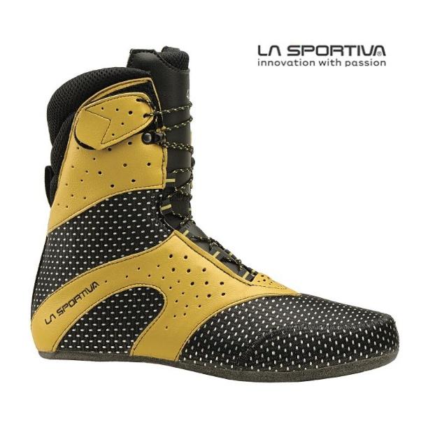 Внутренник La Sportiva Lasportiva Inner Boot For Spantik черный 46.5  мешочек для магнезии la sportiva lasportiva speedster