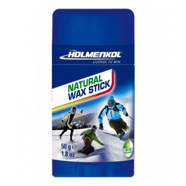 Мазь HOLMENKOL Natural Skiwax 50 g