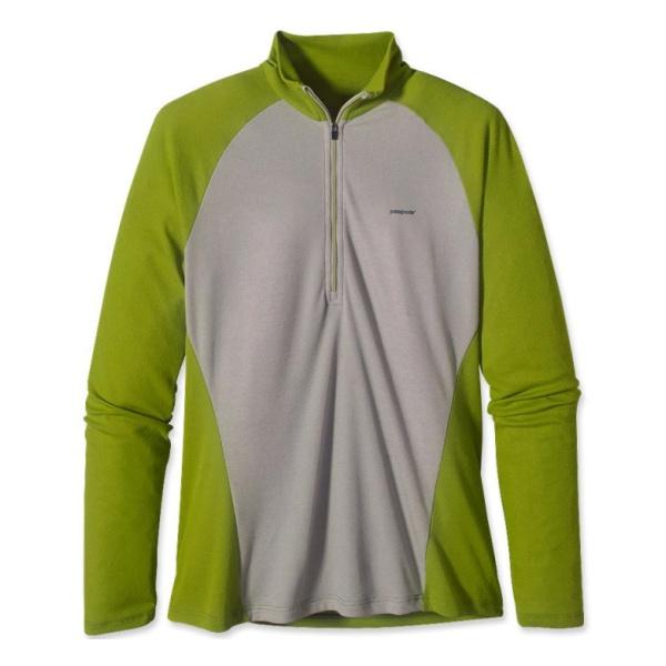 Футболка Patagonia Capilene® 2 Lightweight Zip-Neck