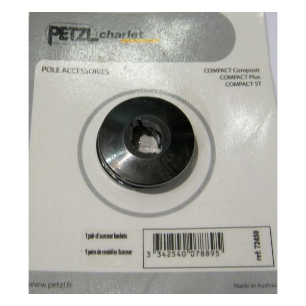 Кольца для телескопических палок (лето) Petzl 72450