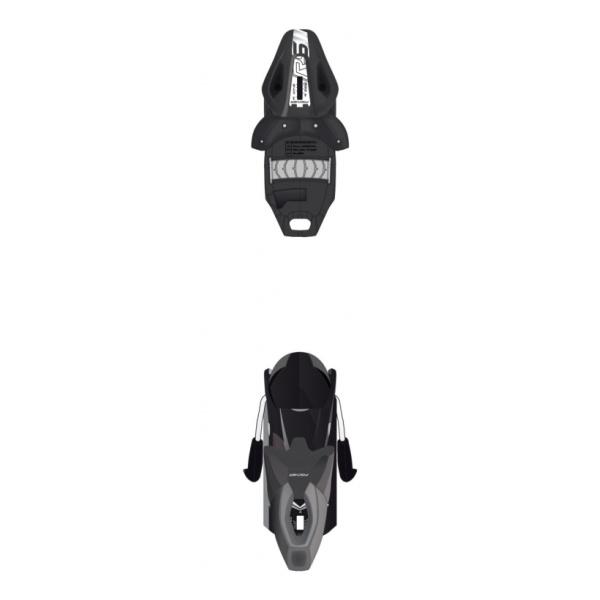 Fischer Rs11 Powerrail '12 темно-серый