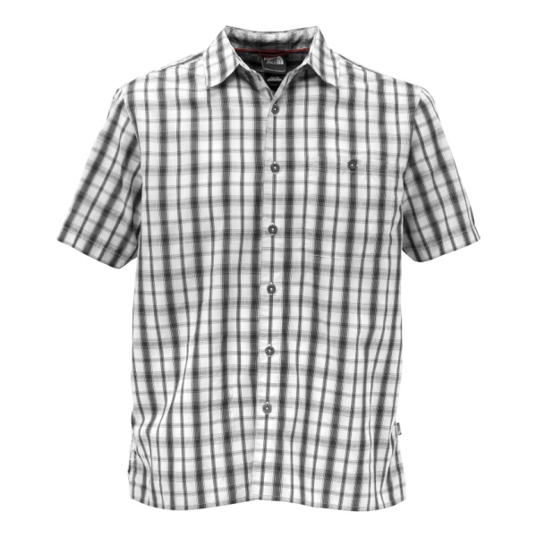 Рубашка The North Face M S/S Tucker Canyon Woven