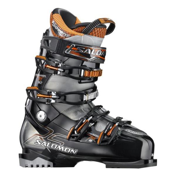 Эффективные ботинки для горнолыжного отдыха.  Внутренние ботинки с...