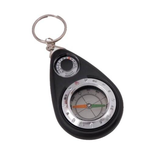 Брелок Munkees Компас с термометром арт. 3154