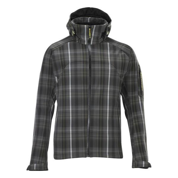 Мужская горнолыжная куртка 3 в 1. Материал: climaPRO SOFTSHELL 3L