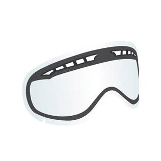 Линза сменная Dragon optical DXS Lens светло-серый линза для маски von zipper lens el kabong nightstalker blue