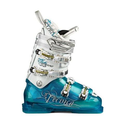 Горнолыжные ботинки Tecnica Viva Inferno Crush женские '12