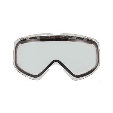 Линзы для маски Giro Station светло-серый линза для маски shred clear доп линза двойная для soaza 81