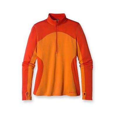Футболка Patagonia Capilene® 4 Expedition Weight Zip-Neck женская