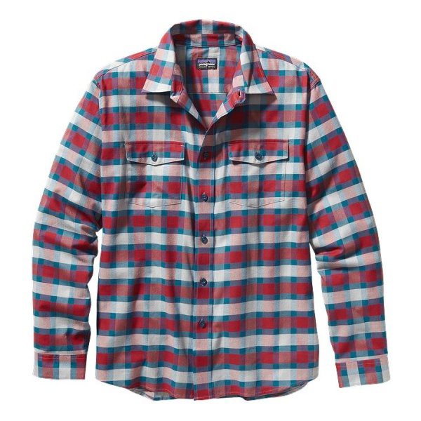 Рубашка Patagonia Buckshot Flannel мужская