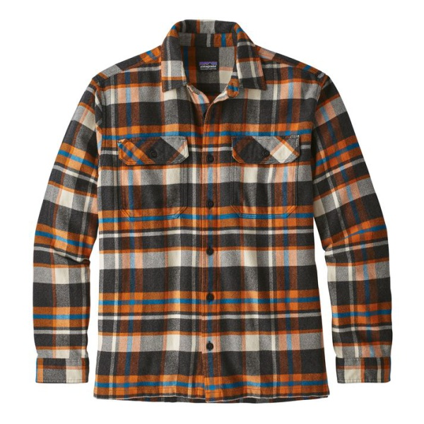 Рубашка Patagonia Patagonia Flord Flannel мужская